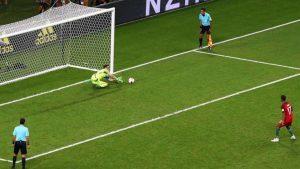 Penalti en el fútbol