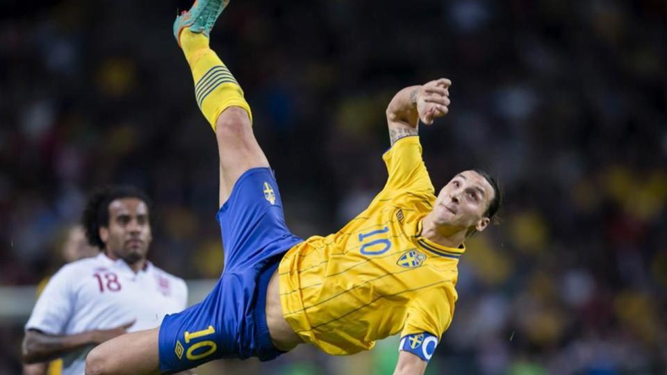 Ibrahimovic chilena