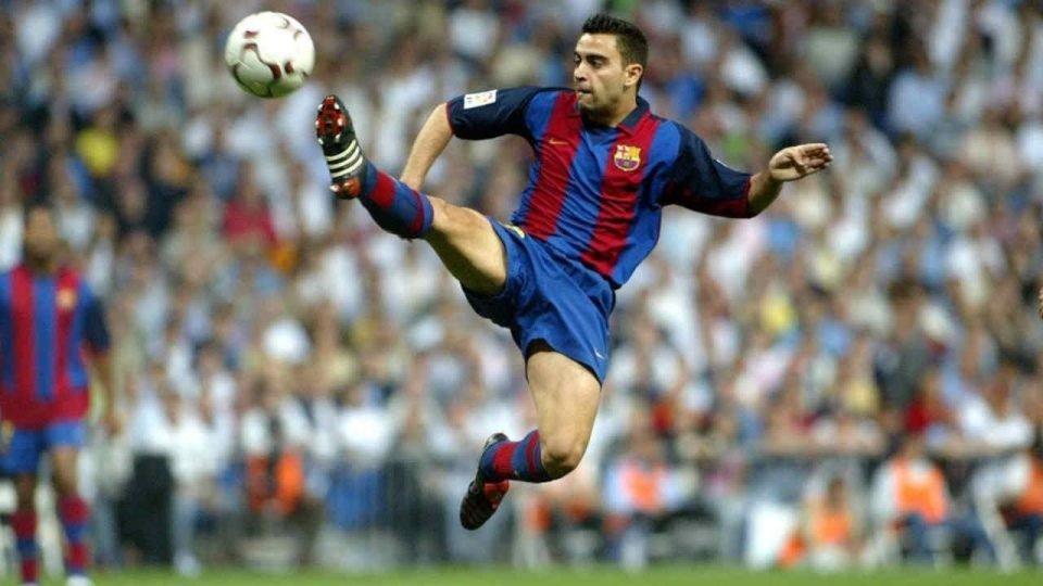 8 reglas de Xavi para el medio campo de fútbol