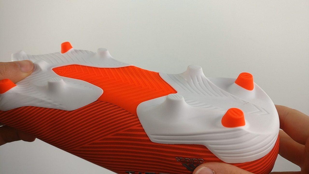 Suela Adidas Nemeziz 19.3 FG Laceless