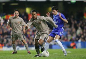 Ejercicios para mejorar tu primer toque en el fútbol
