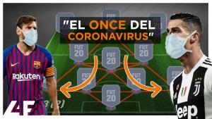 jugadores con coronavirus
