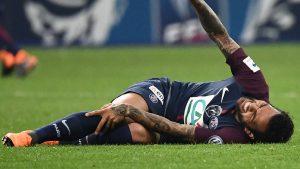 lesiones típicas fútbol