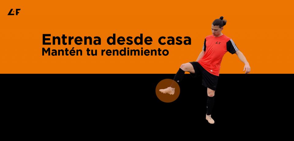 Programas de entrenamiento online para jugadores de fútbol