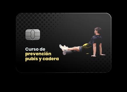 Curso online de prevención de pubis y cadera