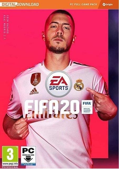 FIFA 20 edición standard PC