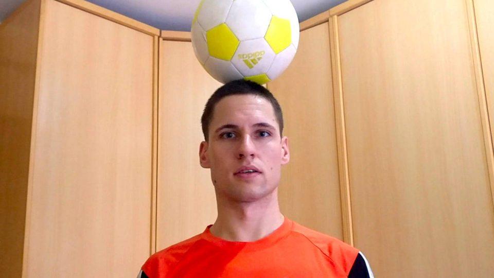 Formas de entrenar fútbol desde casa