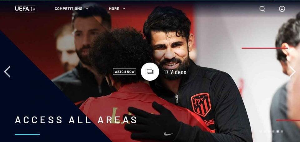páginas para ver fútbol online gratis