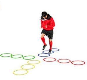 Aros coordinación futbol