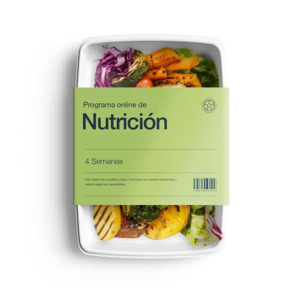 Pack nutrición L4F