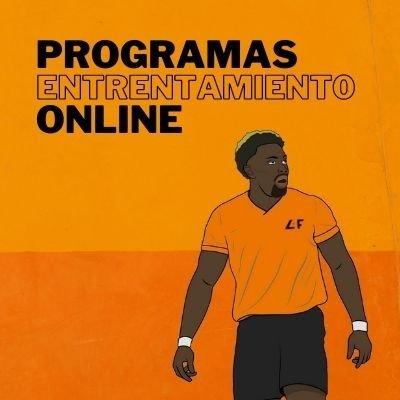 Programas de entrenamiento de fútbol online