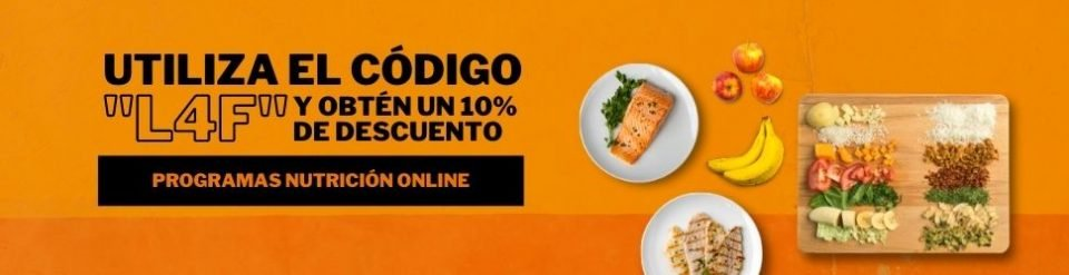 Banner programas de nutrición online