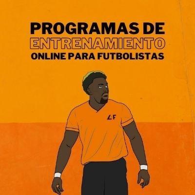 programa de entrenamiento online para futbolistas