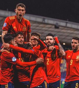 Eurocopa Spain España